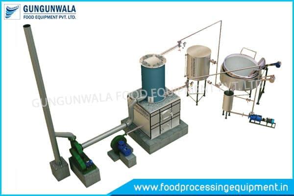 Banana Chips Making Machine Manufacturers in India