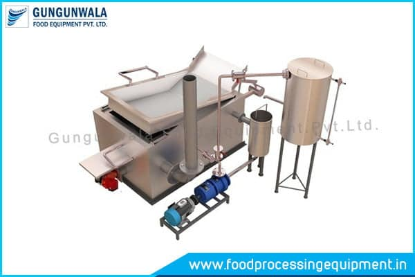 Batch Type Potato Banana Chips Line Manufacturers in India