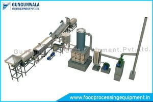 Kurkure Production Line Manufacturers and Suppliers in India