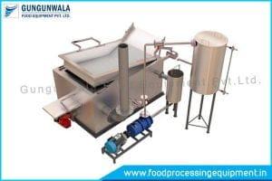 Potato Chips Fryer / Potato Chips Making Machine Manufacturers in India