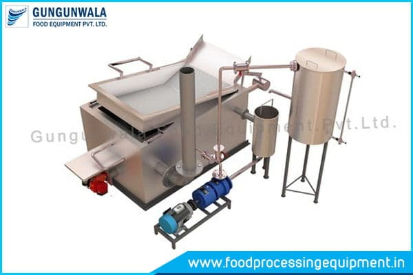 Potato Chips Making Machine Manufacturers and Suppliers in India