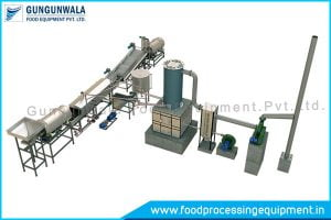 Potato Chips Production Line Manufacturers and Suppliers in India