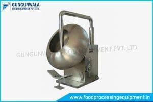 coating pan machine manufacturers in mumbai