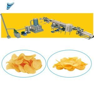 Potato Chips Fryer, Potato Chips Making Machine Manufacturer and Supplier in India
