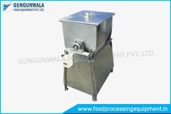 namkeen mixer machine manufacturers and suppliers in india