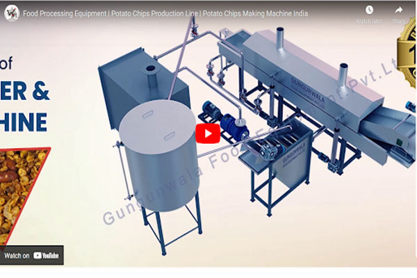 Food Processing Equipment - Manufacturer, Supplier and Exporter in Ahmedabad, Gujarat, India