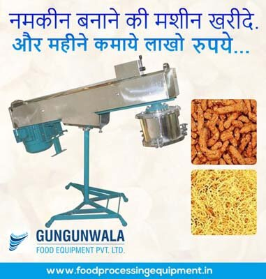 Top 10 Namkeen Making Machine Manufacturers in Uttar-Pradesh